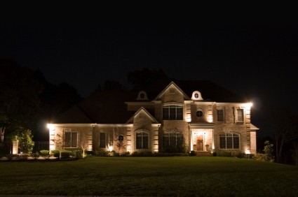 Security Lighting St Louis Outdoor Lighting Yard